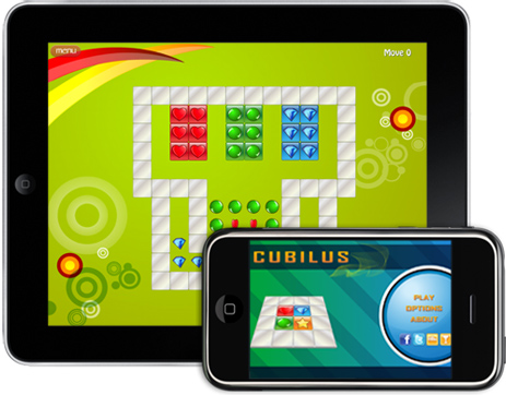 cubilus iOS Game