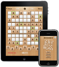 Sudoku Pro+ Puzzle Game for iPad, iPhone, iPod Touch
