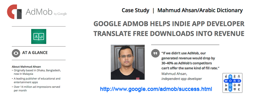 Google AdMob Featured