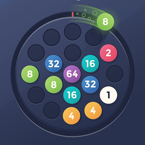 LAPS – FUSE a new 2048 kind of puzzle game in app store and google play review