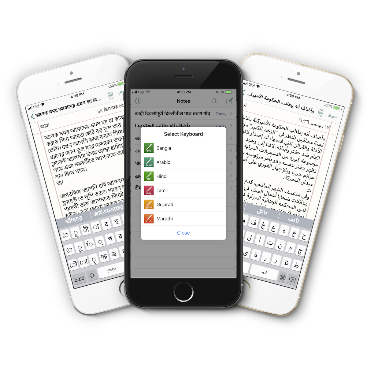 Elitenote - A New Note Taking App released for iPhone, iPad Image